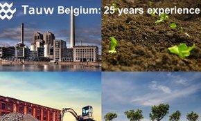 Tauw Belgium celebrates 25 years of experience!